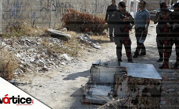 Encuentran cajero automático abandonado; podría tratarse del sustraído en Las Palmas