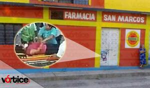 Fallece mujer tras recibir una puñalada en el cuello durante asalto