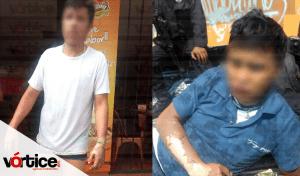 Detienen a dos probables responsables del ataque con bombas molotov en Tuxtla