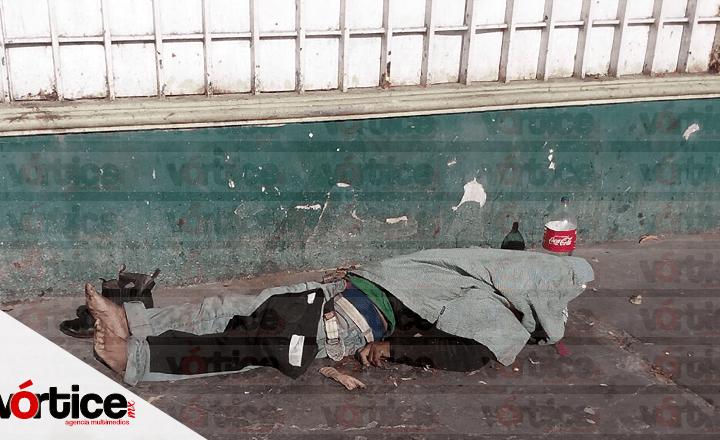 Hallan cadáver a un costado del Hospital Regional de Tuxtla