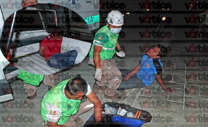 Se desata riña en Las Granjas; hay un detenido