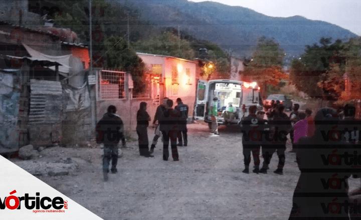 Asesinan a joven de un machetazo en la cabeza en Las Granjas
