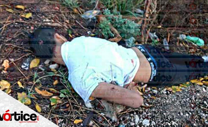 Ejecutan a dos menores en Palenque; hallaron sus cuerpos a orilla de la carretera