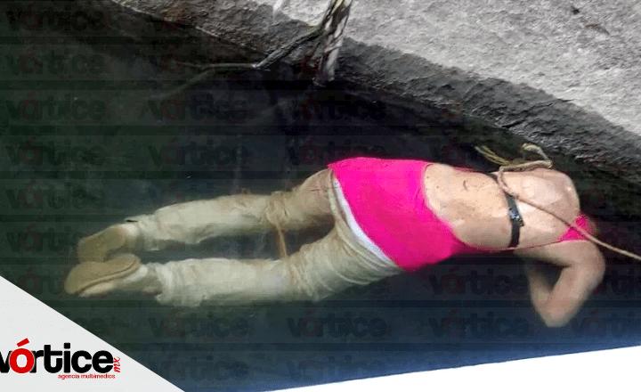 Identifican cadáver hallado en el Río Grijalva; se trata de una estudiante de enfermería
