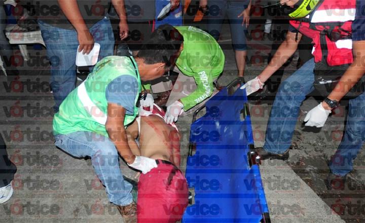Muere menor tras recibir una puñalada cerca del corazón durante asalto