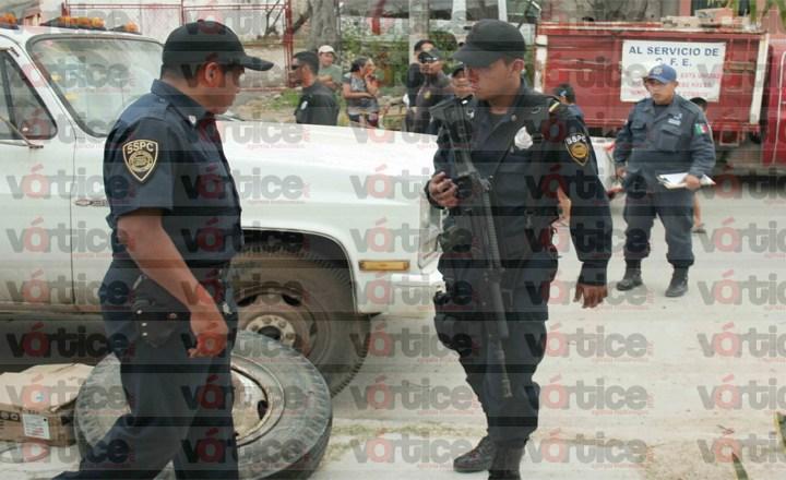 Implementan operativo para localizar a delincuentes que irrumpieron vivienda en Plan de Ayala