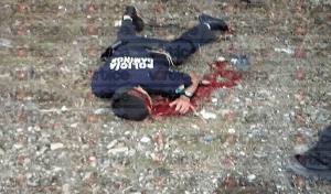 Hallan muerto a elemento de la Policía Estatal de Caminos en Frontera Comalapa