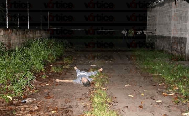 Asesinan a joven y arrojan su cadáver de una camioneta en Tapachula