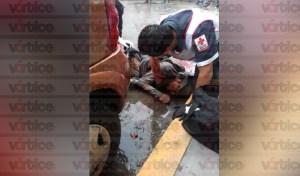 Muere joven albañil tras sufrir descarga eléctrica