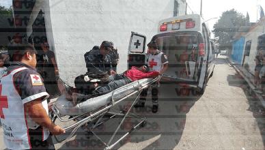 Apuñalan a un hombre durante una riña en Tuxtla