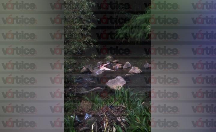 Encuentran cadáver de una mujer flotando en el río Las Lajas
