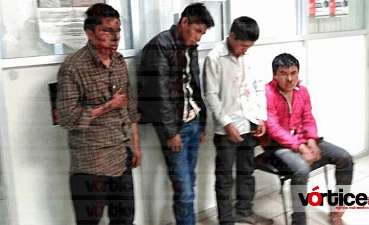 Casi linchan a cuatro jóvenes acusados de violar a una menor en San Juan Chamula