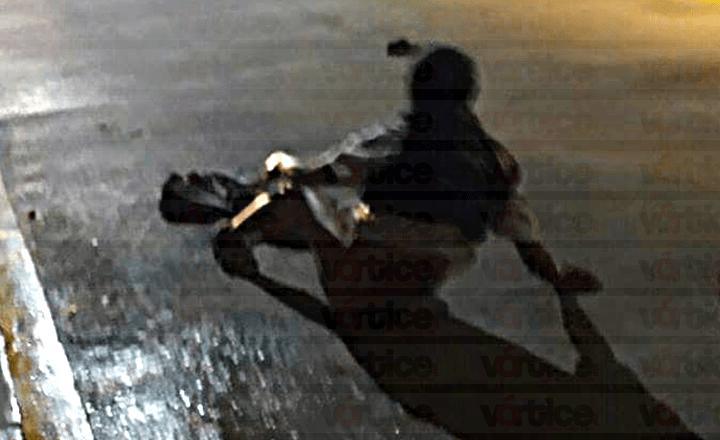 Golpean y desnudan al agente municipal de San Antonio del Monte
