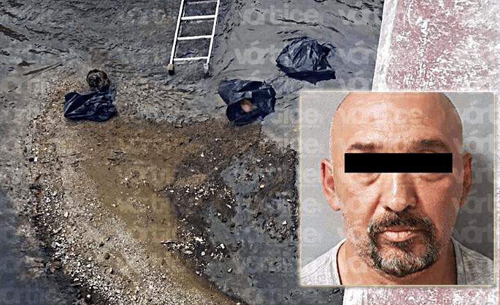 Detienen a entrenador del Indeporte vinculado con el caso de los restos humanos; era su cuñado
