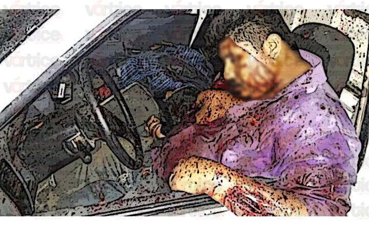 Ejecutan a padre e hijo durante emboscada en Chiapas