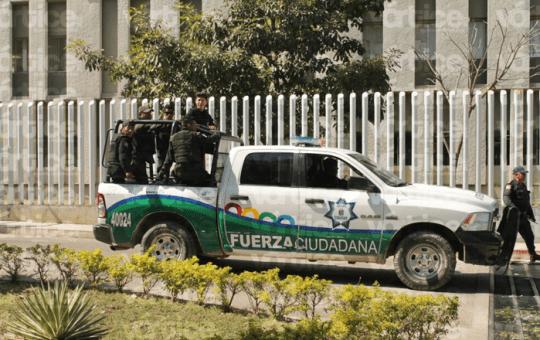 Desalojan con gases lacrimógenos a manifestantes de San Juan Chamula; hay 10 detenidos