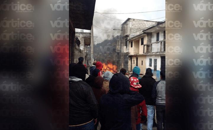 Aumenta a cinco el número de muertos en Oxchuc y la violencia crece