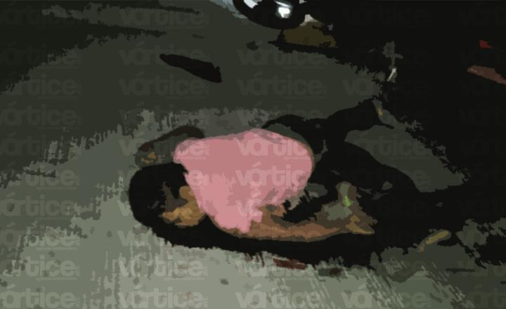 Encuentran cadáver de motociclista en la carretera a Raymundo Enríquez
