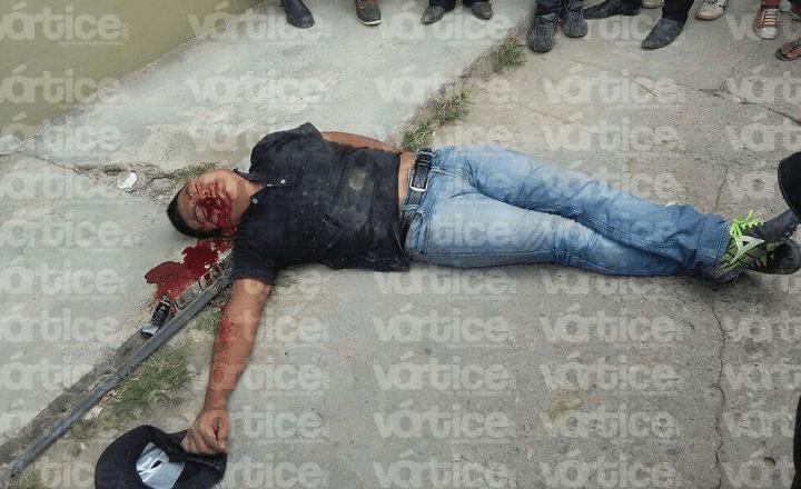 Casi linchan a presunto policía en Yajalón por intentar robar un celular