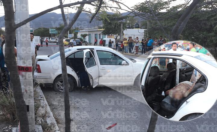Fallece mujer de la tercera tras accidente en Real del Bosque