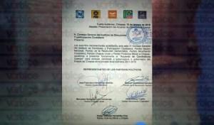 """Partido Verde """"juega"""" con candidatura común en Chiapas"""
