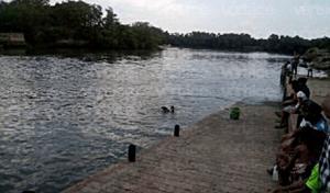 Encuentran cadáver de niña ahogada en el Río Grijalva