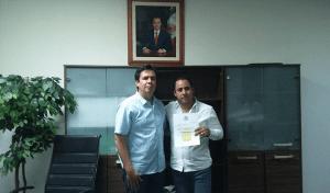 Rinde protesta Romeo Montejo Hernández como nuevo titular de la Subsecretaría de Transportes
