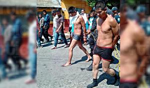 Amarran y detienen a presuntos secuestradores en Bachajón