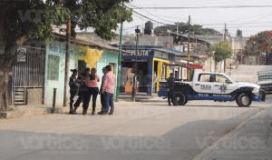 Casi degüellan a joven en presunta riña en Las Granjas