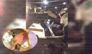 Ebrio sujeto colisiona su vehículo contra mototaxi y deja a dos personas graves