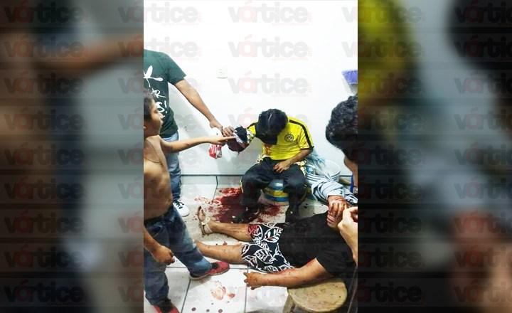 Pitbull ataca a tres personas en la colonia Las Casitas