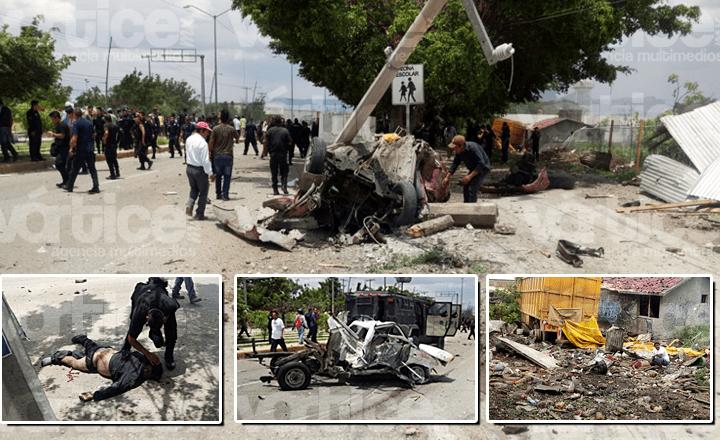 Confirman 7 muertos y 8 heridos en accidente en La Pochota