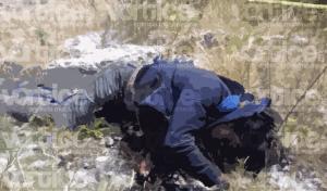 Hallan cadáver putrefacto en el basurero municipal de Venustiano Carranza