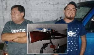 Detienen a dos personas tras dispararle a la Policía en Copoya