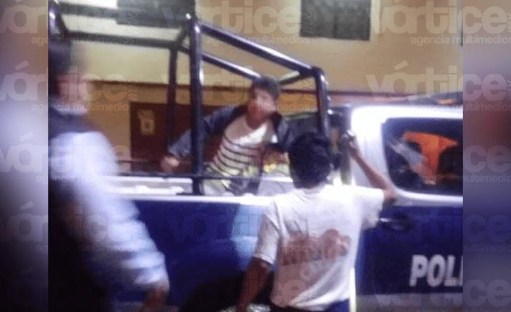 Liberan a detenidos tras balacera en San Cristóbal y arrestan a policías por abuso