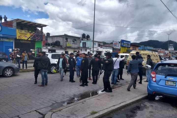 Muere joven tras enfrentamiento a balazos y pedradas en San Cristóbal