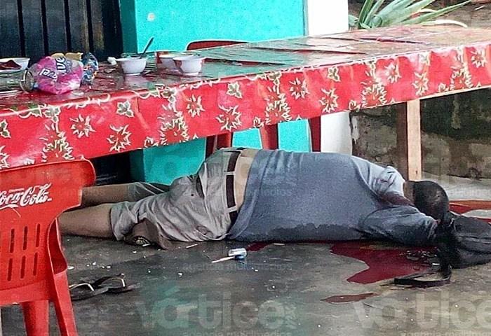 Asesinan a presunto comunicador en Cacahoatán; van 2 en menos de un mes