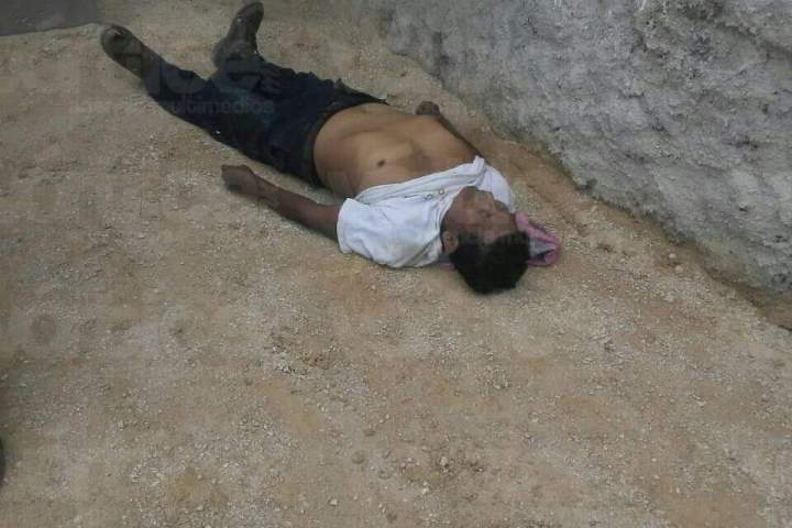 Localizan cadáver en pleno centro de Tuxtla