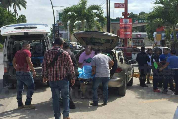 Muere pasajero de colectivo tras un paro cardiaco en Tuxtla