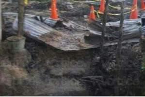 Ancianito muere calcinado en Tuzantán; se incendió su vivienda