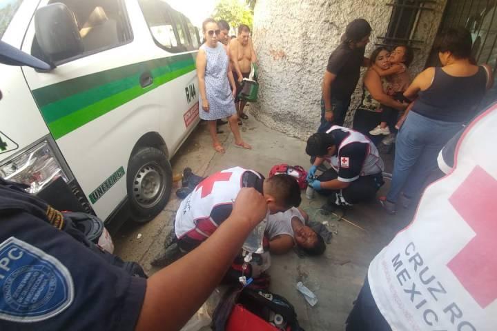 Muere una de las víctimas arrolladas en el barrio Santa Cruz
