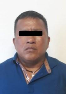 Grupo interinstitucional asegura a dos sujetos por robo a transeúnte en la colonia centro