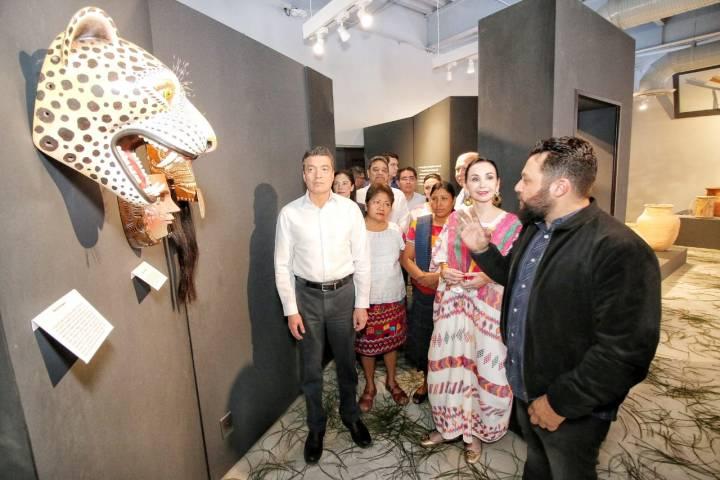 La cultura es la mayor fortaleza que convoca a la unidad entre los pueblos de Chiapas: Rutilio Escandón