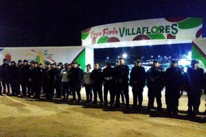 Fortalece Fiscalía seguridad en Villaflores