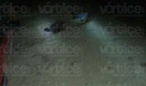 Ejecutan a balazos a dos jóvenes en Chilón