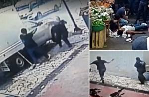 Ladrón asesina a policía en Tapachula y balea a tres más