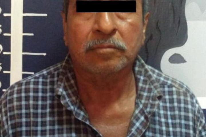 Lo detuvieron por presunto abuso sexual hacia un menor