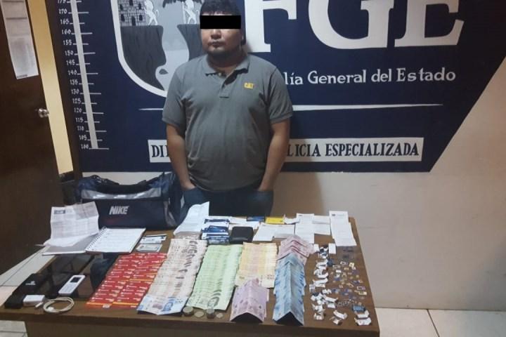 Detienen a presunto defraudador en Tapachula
