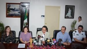 Restituye Fiscalía predio Las Brisas-Loma Larga en Tuxtla: Llaven Abarca