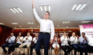 Pide Rutilio Escandón a alcaldes, recuperar la confianza del pueblo